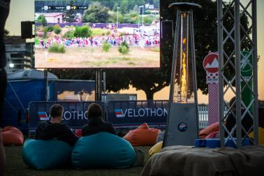 Velothon Sunshine Coast Shake Out Bigscreen