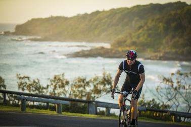 13 Velothon Sunshine Coast Beach climb