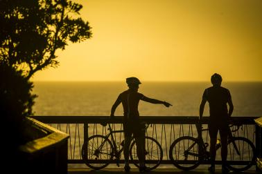 14 Velothon Sunshine Coast Sunrise view