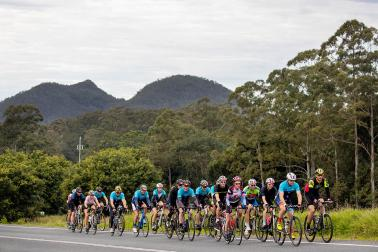 VELOTHON CLIMBS TO NEW HEIGHTS ON THE SUNSHINE COAST