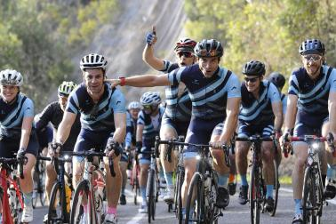 SYDNEY'S CAMMERAY ROADIES BACK BIGGER THAN EVER AT VELOTHON
