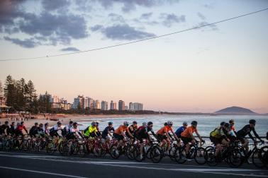 SECONDS SEPARATE GC WIN AT VELOTHON SUNSHINE COAST