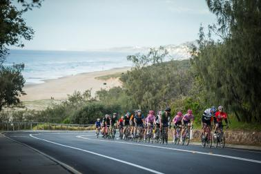 Sunshine and Smiles as Velothon Sunshine Coast Wraps Up